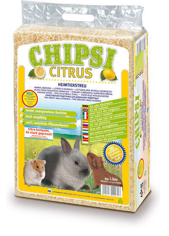 Chipsi Woodchip Citrus 60L