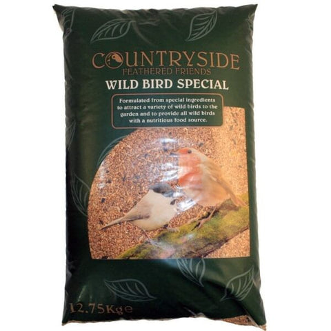 Countryside 12.75kg Wild Bird Premium Seed