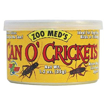 Canned Mini Crickets
