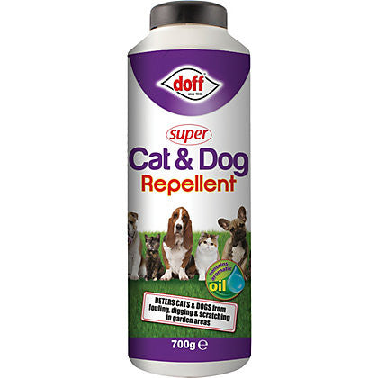 Doff Cat & Dog Repellent 700g