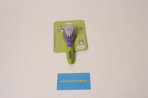 Happy Pet Small Animal Bristle Brush