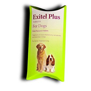 EXITEL PLUS WORM TABS