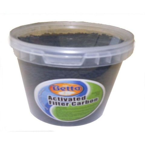 BETTA ACTIVATED CARBON 500g x 5