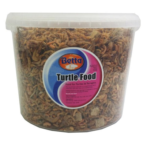 BETTA TURTLE FOOD 3L