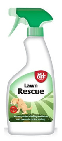 Get Off Lawn Rescue 500ml