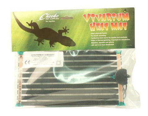 CHEEKO VIVARIUM HEAT MAT 6X11""