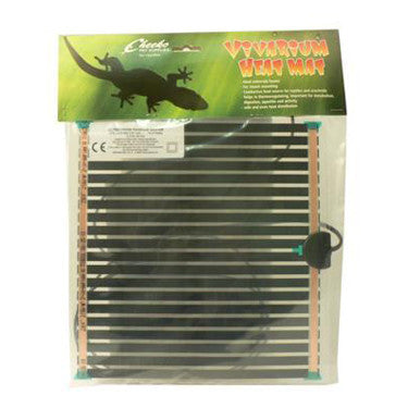 CHEEKO VIVARIUM HEAT MAT 11X11""