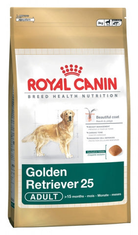 Royal Canin Golden Retriever 25 12Kg