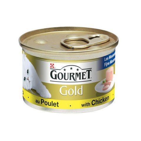 Gourmet Gold Paté with Chicken 85g
