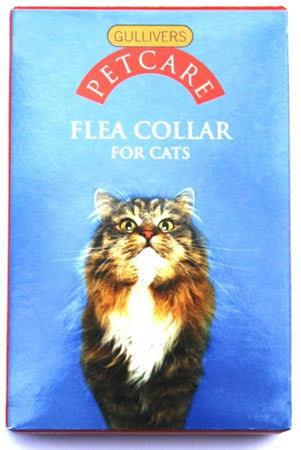 GULLIVERS CAT FLEA COLLAR