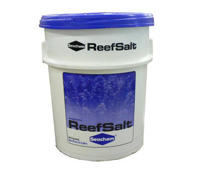 SEACHEM REEF SALT 600LT BUCKET