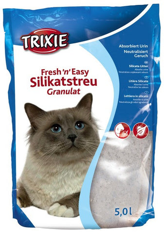FRESH'N'EASY SILICATE LITTER