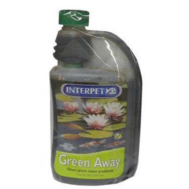 INTERPET GREEN AWAY 500ML