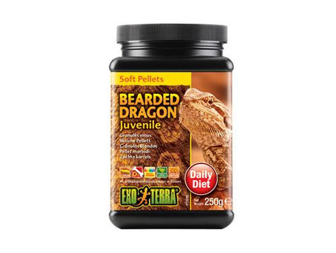 Exo Terra Dragon Food Juvenile 250G