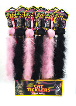 CAT TICKLER TOY