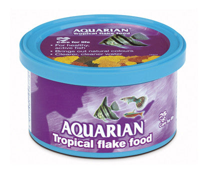 AQUARIAN TROPICAL 25GM