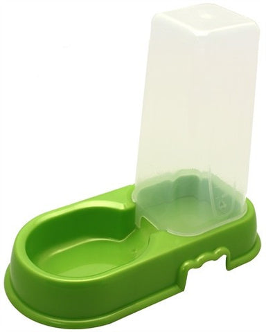Happy Pet Pet Platter Auto Feeder Green