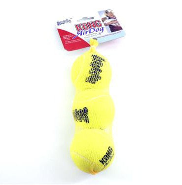 AIR KONG SQ TENNIS BALL (NET X 3PK)