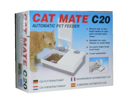 C20 AUTOMATIC TWO MEAL FEEDER