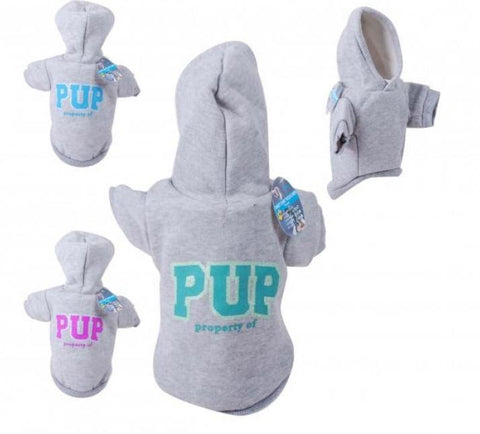 Property of Pup Dog Sweater