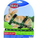 TRIXIE RABBIT HARNESS AND LEAD SET