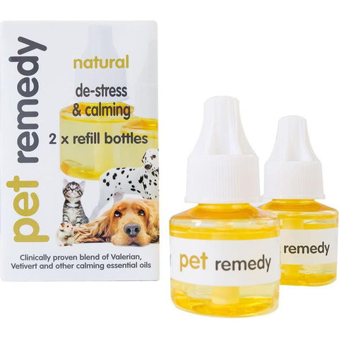 Pet Remedy Diffuser Refill Pack 2 x 40ml