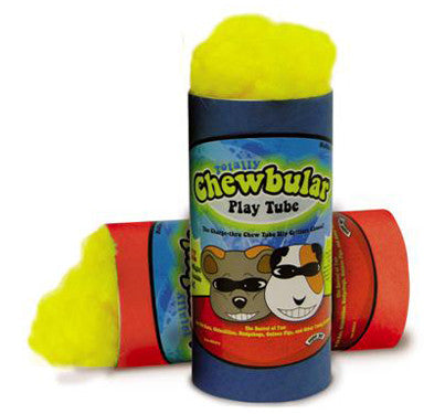 "CHEWBULAR PLAY TUBE MEDIUM 9""X4"""