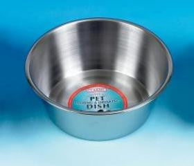 STAINLESS STEEL BOWL 6.5""