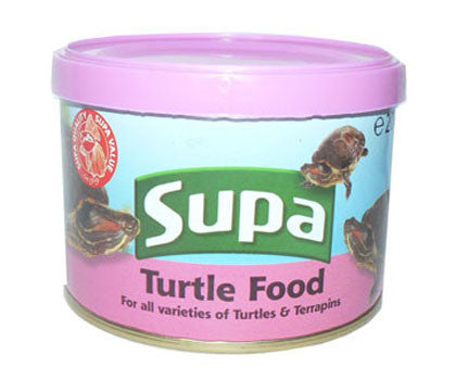 SUPA SUPERIOR MIX TURTLE FOOD 20GM