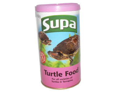 SUPA TURTLE FOOD 60GM