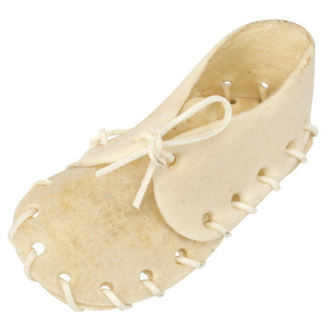 Rawhide White Laced Shoe 2.5""