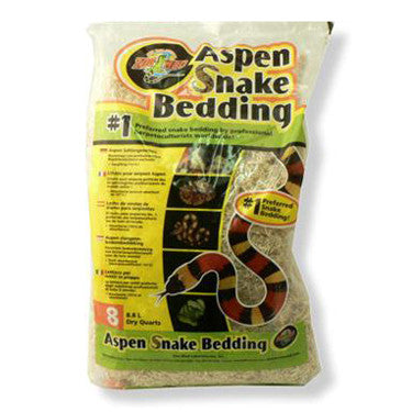 Zoomed Aspen Snake Bedding 8.8l