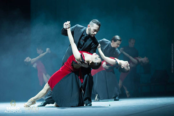 group orders for tango shows by conDiva