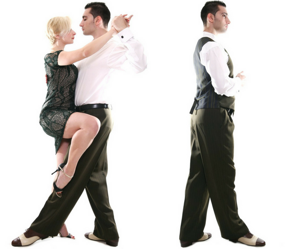 tango clothes for men