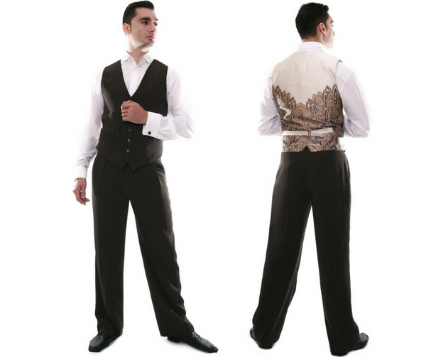 tango outfits for men