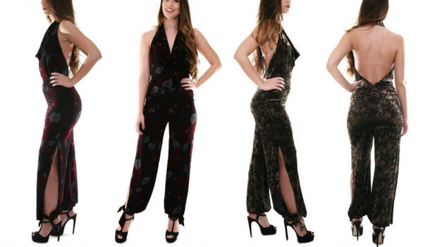 jumpsuit collection by conDiva