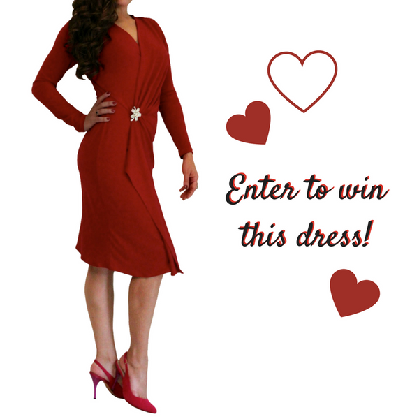 dress giveaway condiva