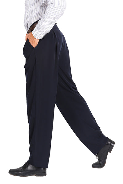 conSignore Men's Dark Blue Tango Pants