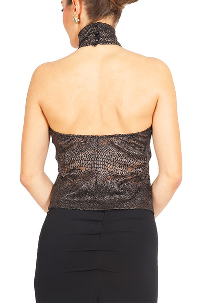 Sexy Tango Top With Front Cutout