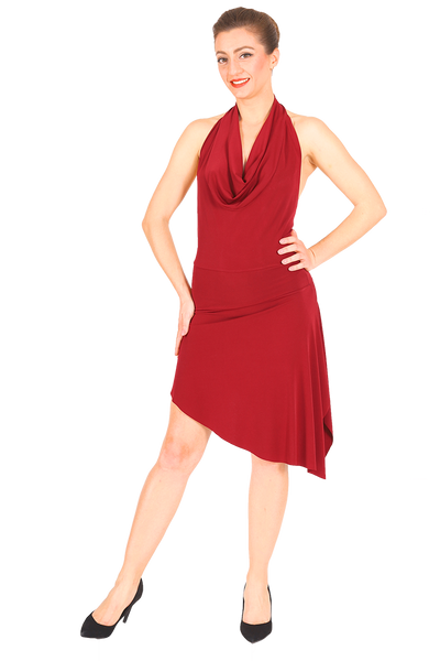 Red Mini Dance Dress