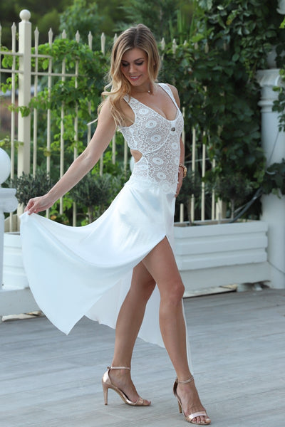 Palace Wedding Tango Dance Dress