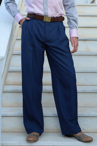 conSignore Men's Blue Tango Pants