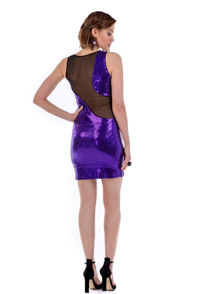 Sequined Dance Dress