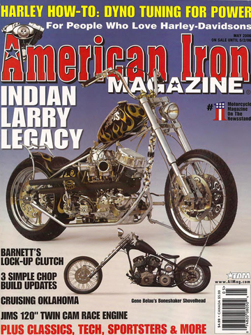 press indian larry motorcycles