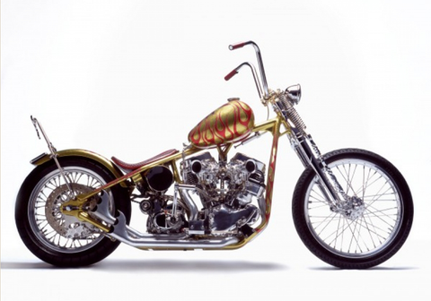 Daddy O – Indian Larry Motorcycles