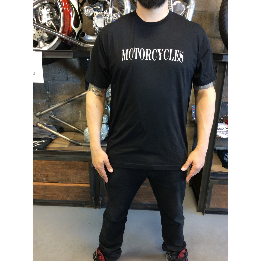 IL/GM Motorcycle S/S T-Shirt