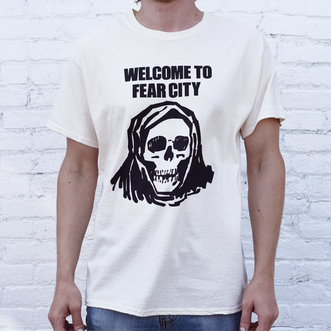 WELCOME TO FEAR CITY TEE