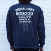Indian Larry Gray Shop Crewneck Sweatshirt