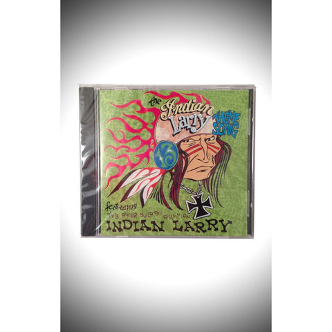 Indian Larry Theme Song CD