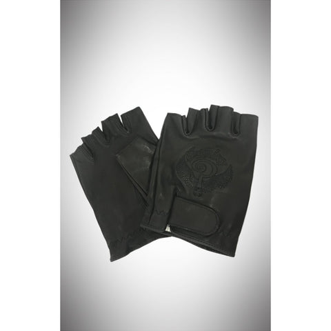 Vintage Cut Off IL Leather Gloves